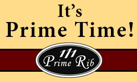 It's Prime Time!